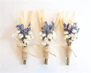 Where To Buy Corsage And Boutonniere Rustic Boutonniere Blue Boutonniere Lavender Boutonniere Dried By Moonflowernatureart Etsy