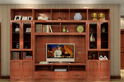 south korean tv cabinet design rendering interior design