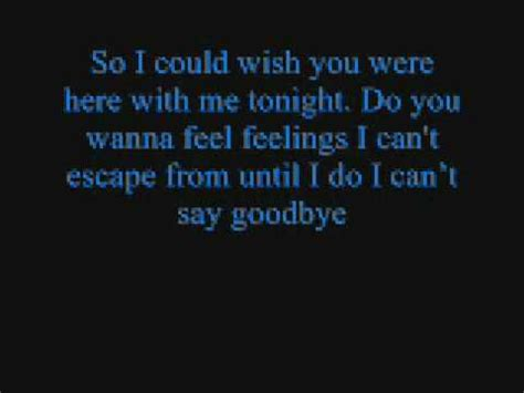 Is It When You Cant Say Goodbye by 2 Shade Can T Say Goodbye