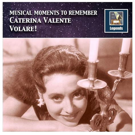 caterina valente autumn leaves caterina valente musical moments to remember caterina
