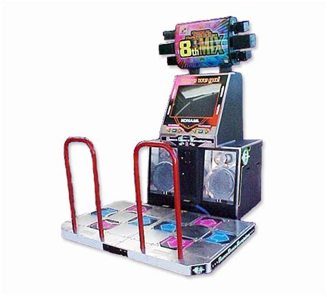 Ddr Cabinet by Top 5 Arcade