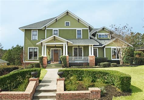 housing styles craftsman style house