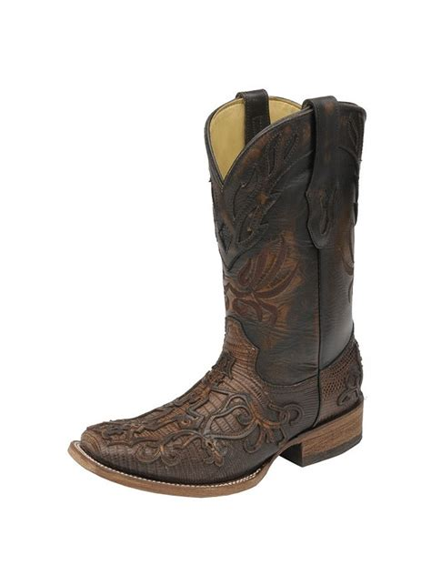 mens western boots 100 clearance sale men s corral lizard inlay western boots