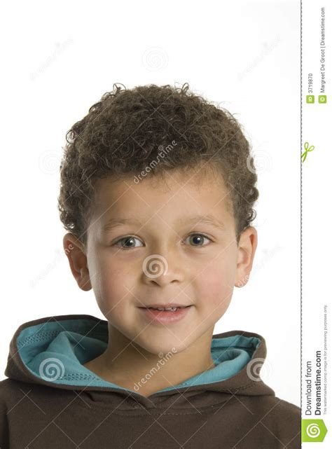 6 years hairstyles boys cute six year old boy stock photo image 3719870