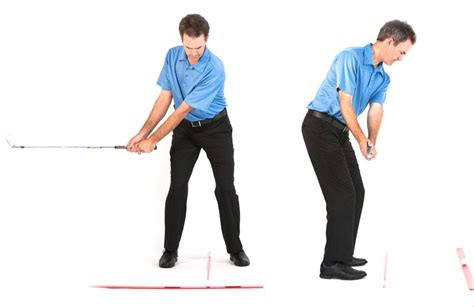 Golf Swing Drills by The 9 00 Golf Swing Drill