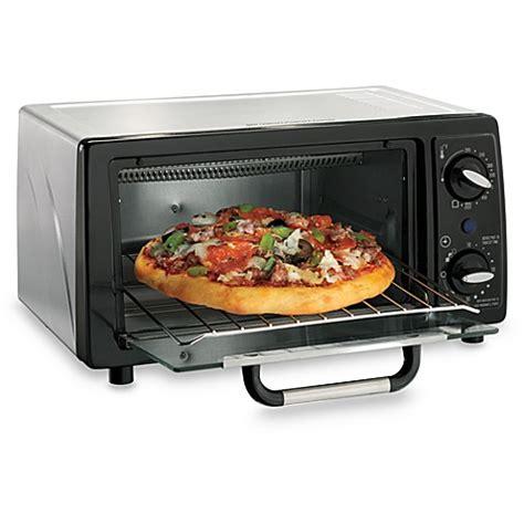 Hamilton Beach Toaster Oven 31134 Hamilton Beach 174 4 Slice Toaster Oven Bed Bath Amp Beyond
