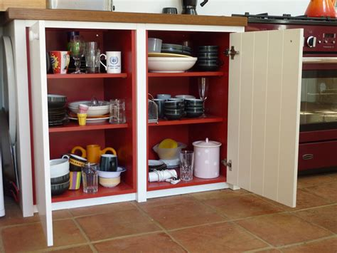 Kitchen Cabinet Interior Tongue And Groove Kitchen Handmade By Henderson Furniture Brighton Uk