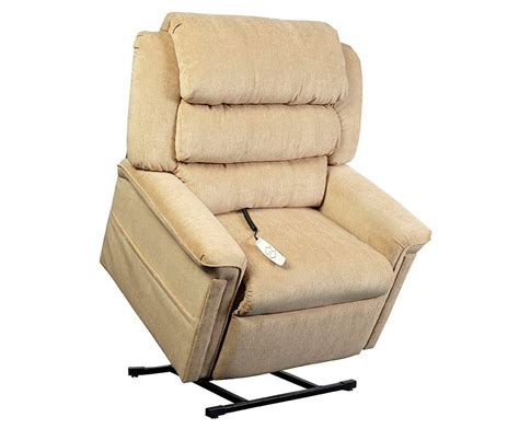 Lift Recliners by Windermere Carson Nm1450 Three Position Electric Power