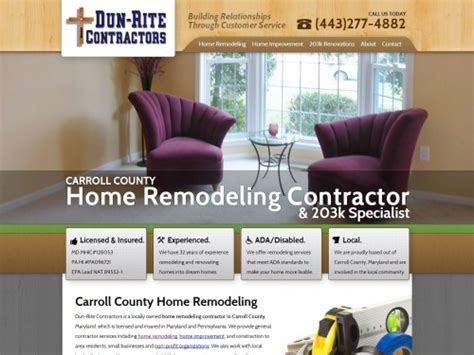 dun rite contractors advantage marketing