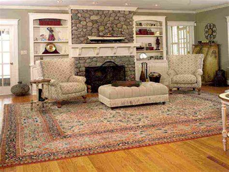 rug in living room large living room rugsdecor ideas