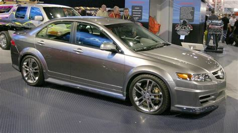 2006 acura tsx a spec concept acura supercars net
