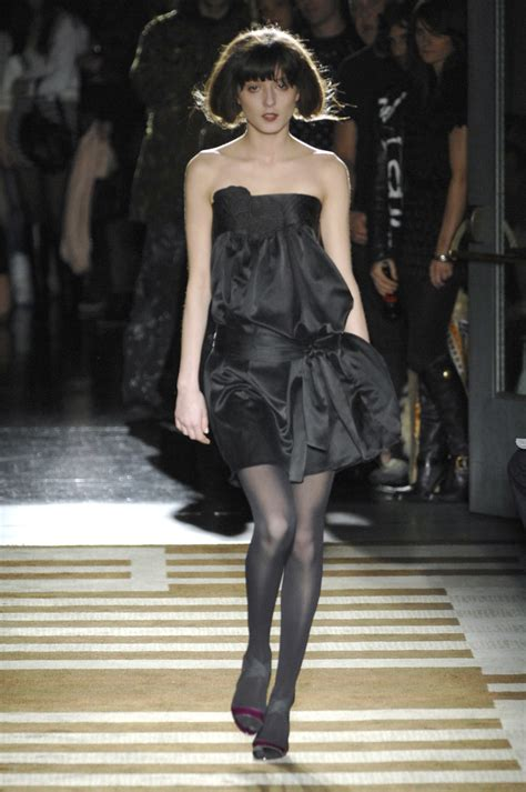 New York Fall Fashion Week 2007 The Emergence by Sue Stemp Fall 2007 Runway Pictures Livingly