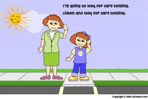 st on right or left autism and learning disability child education
