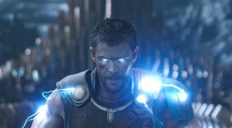 thor film ending thor ragnarok ending after credits scene teases avengers