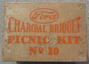 Ford Charcoal Model T Ford Forum Accessory Of The Day 01 26 10 Ford