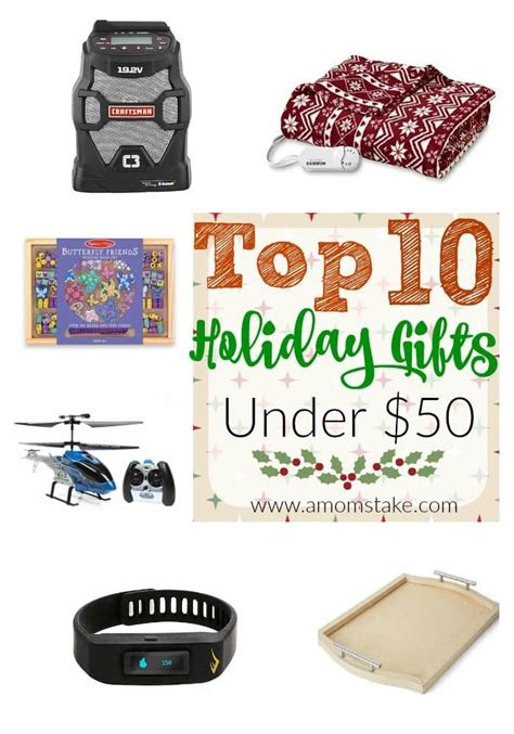 top 10 holiday gifts for the entire family a mom s take