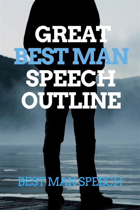 GREAT BEST MAN SPEECH OUTLINE   Wedding Speeches and