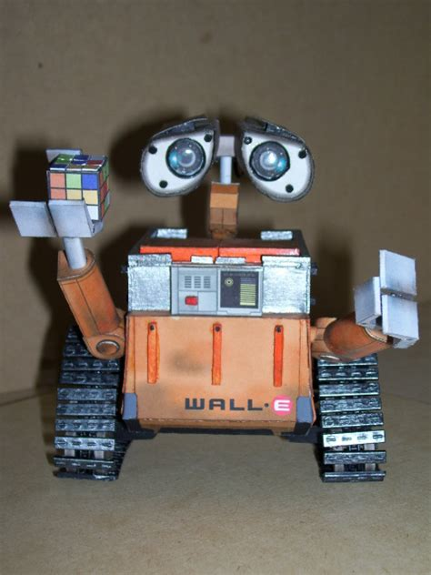 Wall E Papercraft - walle e papercraft 1 by neolxs on deviantart