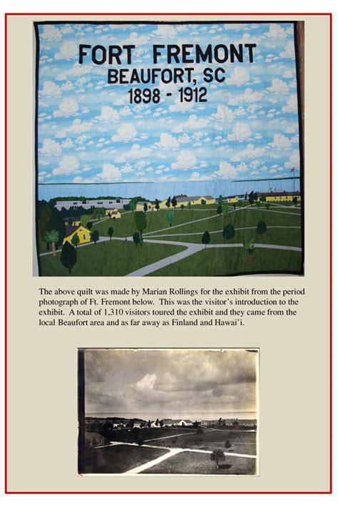 friends of fort fremont historical park homeland