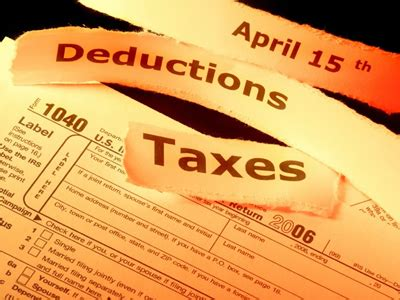 missed tax deductions