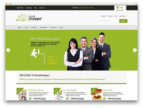 wordpress templates for books clear and responsive wordpress themes for promoting ebooks