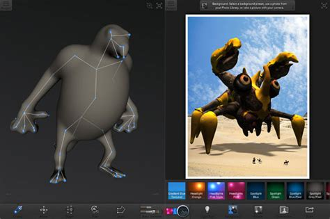 Make 3d Creatures From Your Printer by Autodesk 123d Creatures Lets You Create Monsters On Your