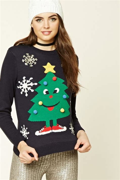 The Best Christmas Jumpers Look Light Up Jumpers