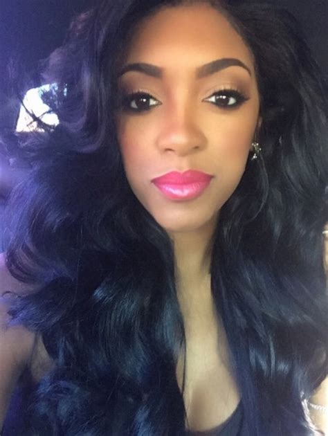 porsha williams hairline porsche real housewives of atlanta hairline porsche real