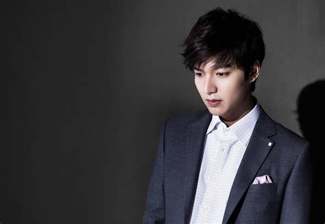 Lee Min Ho New Hairstyle 2016   Celebrity Fashion Ideas