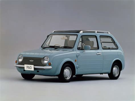 nissan pao pk10 1989 photo gallery between the axles