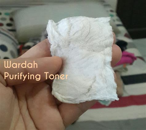 Toner Wardah Purifying review wardah purifying toner with witch hazel