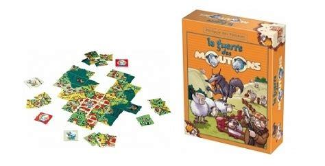 Asmodee La Colors asmodee gm01 jeu de strat 233 gie la guerre des moutons la caverne du jouet