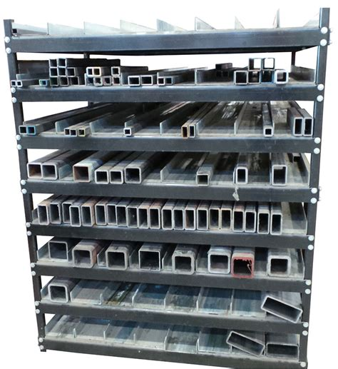 Material Racks by Heavy Duty Material Storage Racks Ndy Manufacturing