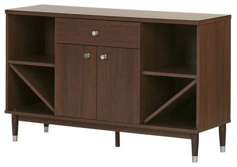 sideboards and buffets contemporary mid century modern sideboard storage cabinet