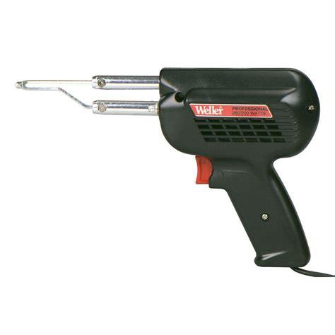 Solder Model Pistol Tembak Dekko weller professional soldering gun kit d550pk the home depot