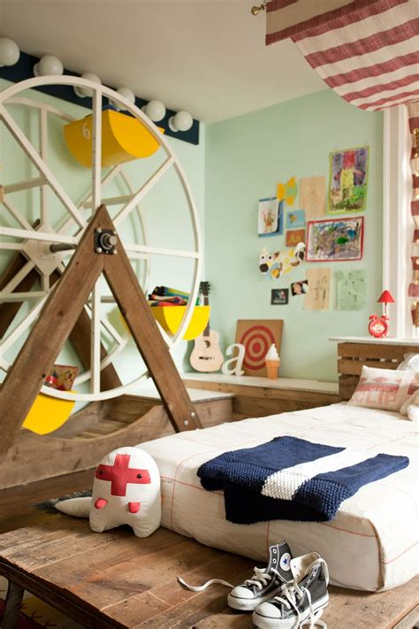 kids theme bedrooms whimsical kids rooms