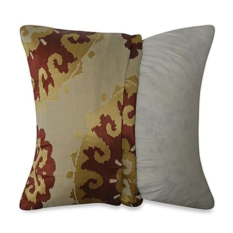 bed bath and beyond pillow covers sun medallion throw pillow cover bed bath beyond