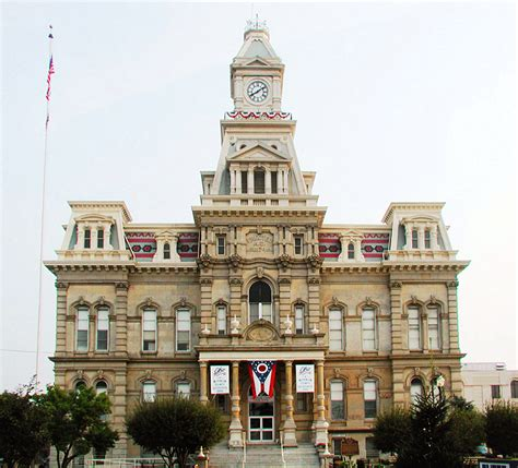 Tuscarawas County Court Records File Muskingum County Courthouse Zanesville Oh Jpg