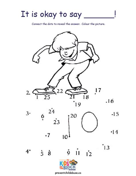 coloring pages for child abuse prevention s corner information and activities