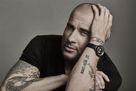dominic purcell tattoos percel dominic tattoos pictures to pin on