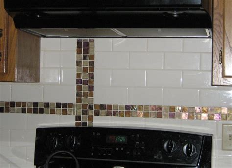 make your own backsplash design your own glass tile a design help