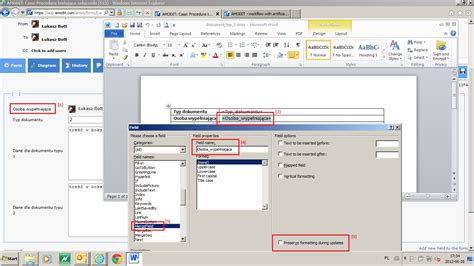 office document templates amodit workflow learns from you ms office document