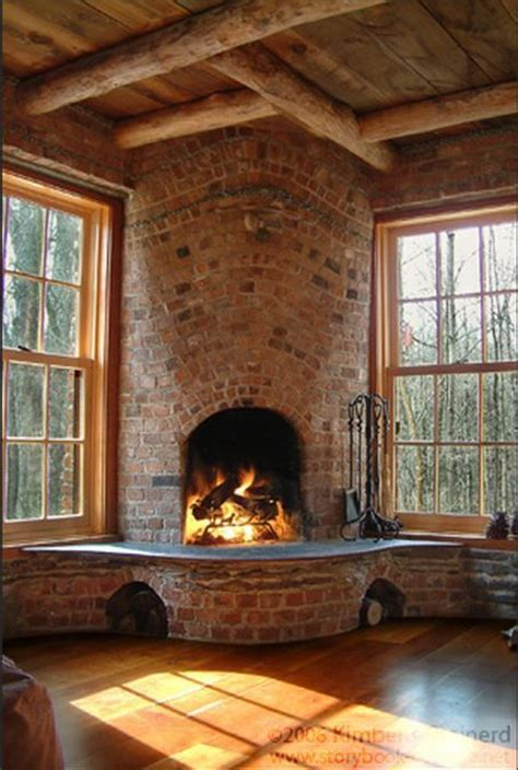 Cottage Fireplace Design by Best 25 Brick Cottage Ideas On Tudor Cottage