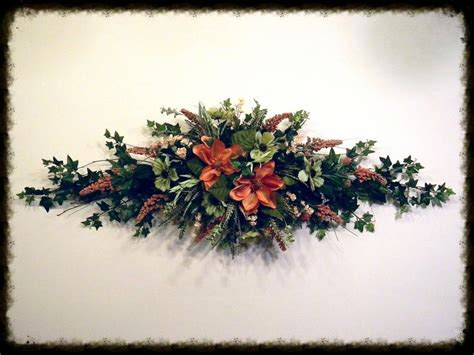 31 best wall swags images on pinterest floral wall