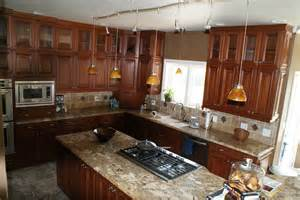Traditional Kitchen Islands edwards construction kitchens