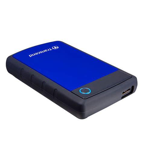 Hardisk External 1 Transcend transcend storejet 25h3 1 tb external disk blue buy rs snapdeal