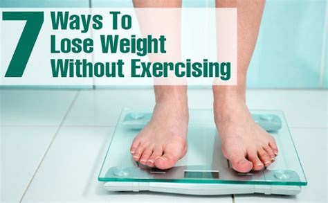 Ways Dieting Can Be by 7 Simple Ways And A Diet Chart To Lose Weight Without