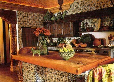 Mexican Kitchen Decorating Ideas Mexican Home Decorating Ideas Mexican Style Pinterest
