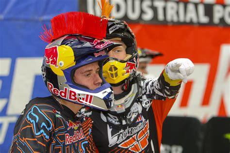 motocross gear houston ken roczen and andrew short vital mx pit bits houston