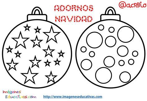 imagenes navideñas para colorear y imprimir bolas de navidad colorear 6 imagenes educativas